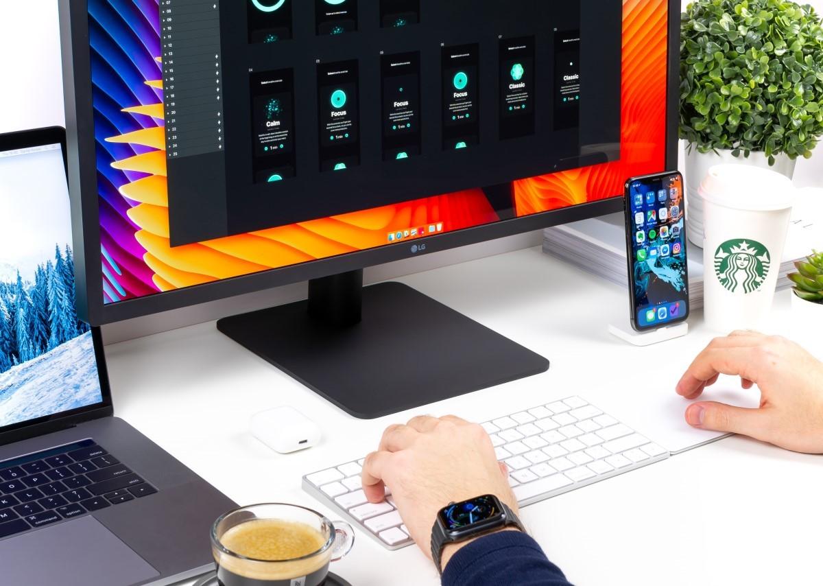 UX designer, UI designer